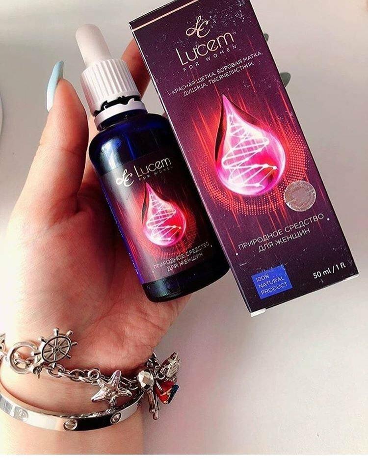 Lucem - для женского здоровья в Никополе