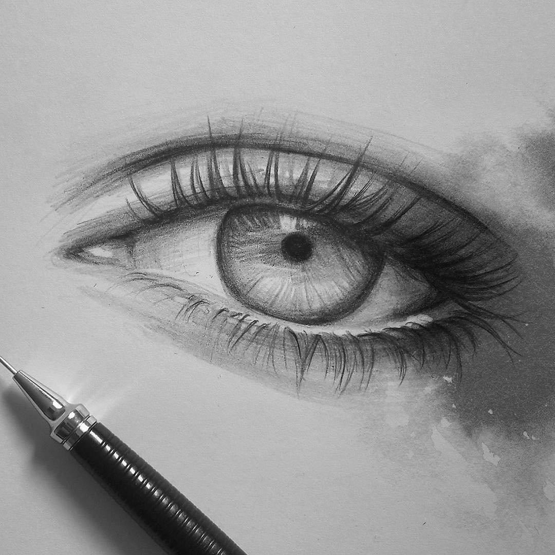 реалистичные рисунки простым карандашом выдалось слишком жарким