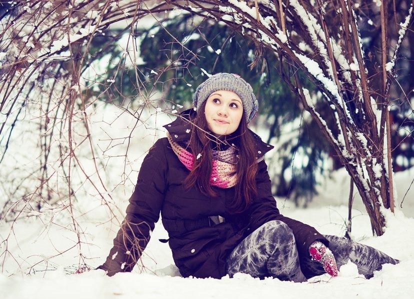 как правильно фотографировать природу зимой икона сглаза