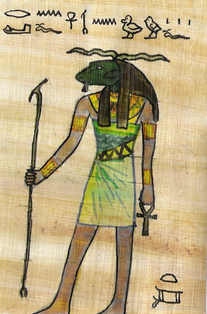 картинки египта атум отличное решение