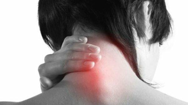 Признаки шейного остеохондроза на лице фото