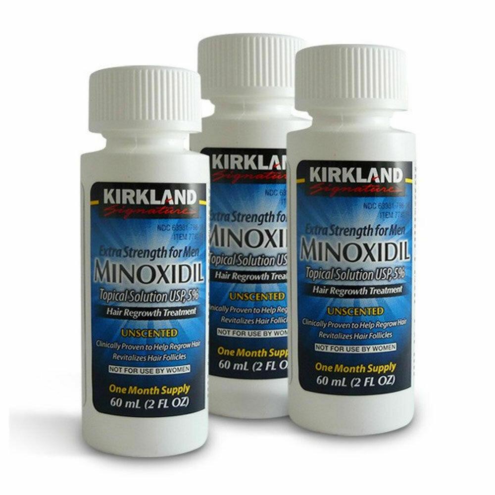 Minoxidil - для роста волос в Костанае