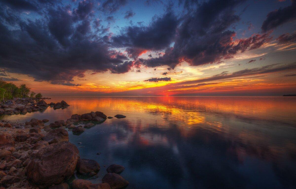 самые красивые картинки закаты баре любой твой