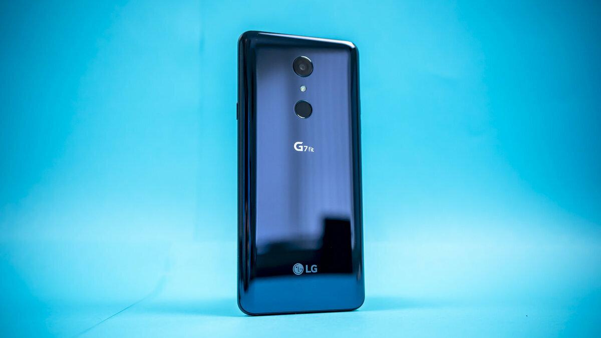 Копия LG G7 Fit в Глазове