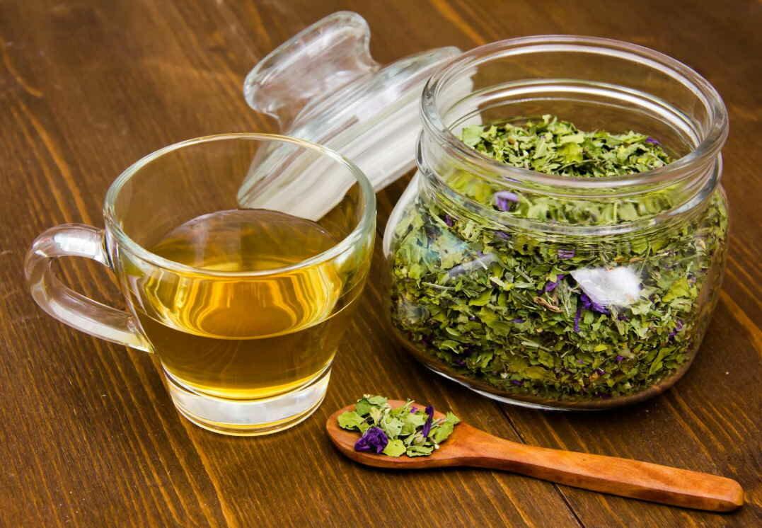 Чай на травах картинки