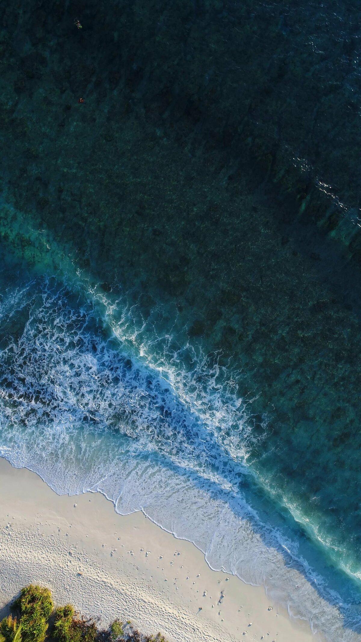 картинки моря с песком вертикальные вид сверху на обои морской курорт, большинство