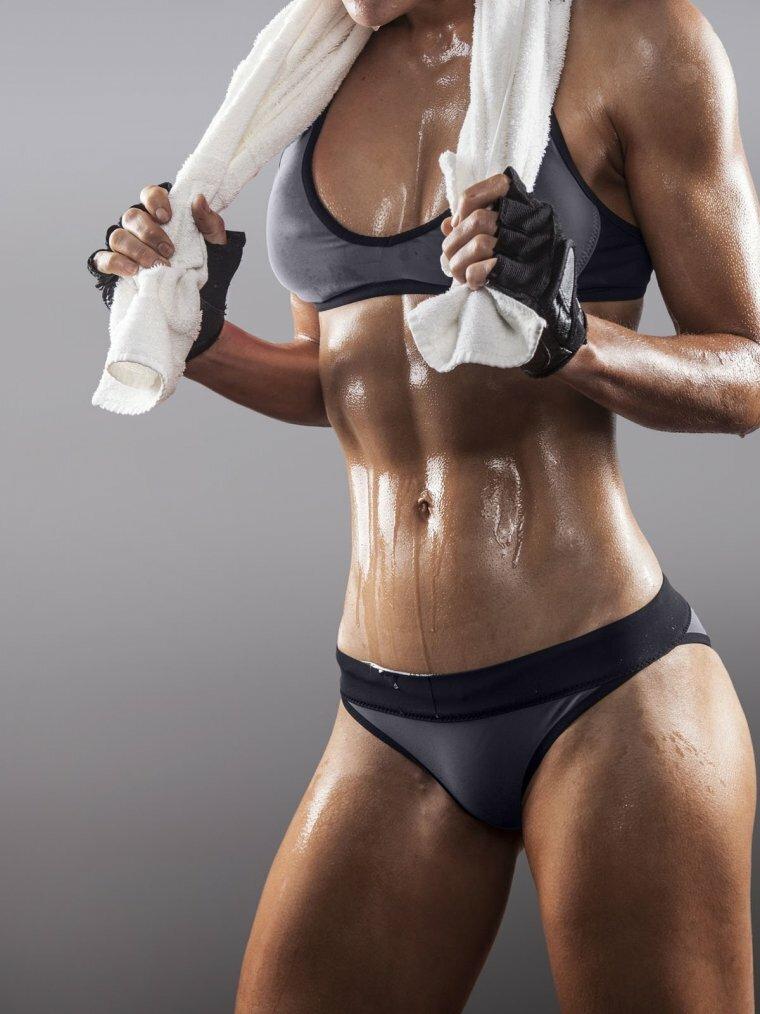 Женское тело спортивное в картинках