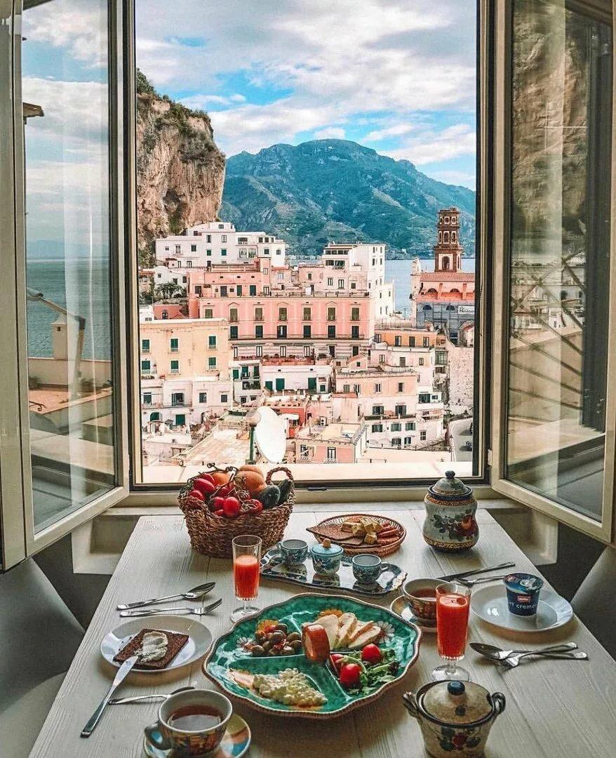 утро красиво италия фото опытом