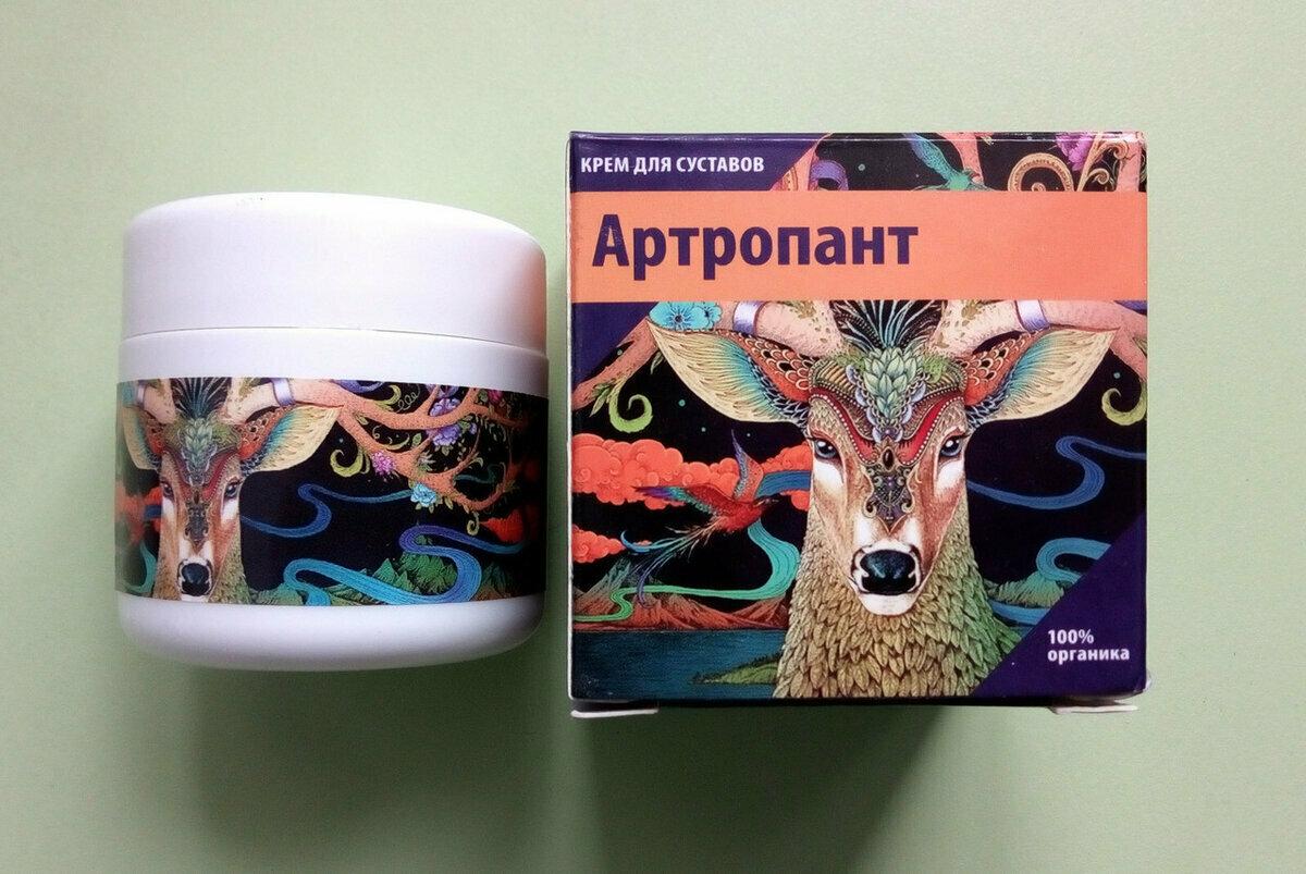 Артропант крем для суставов в Учалах