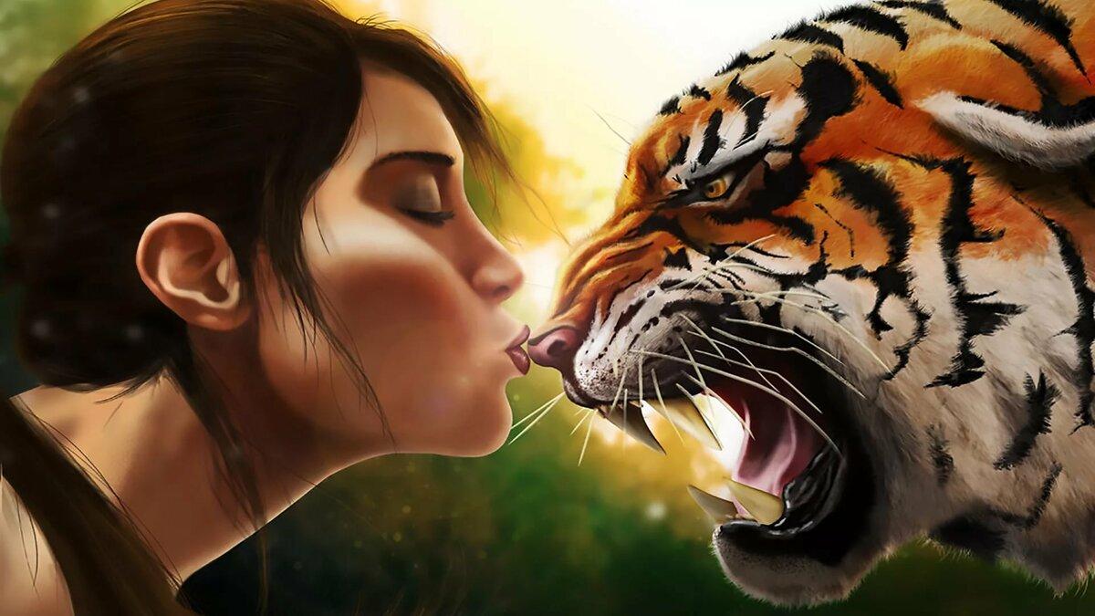 Прикол бурундуки, картинки тигрицы девушка на аву