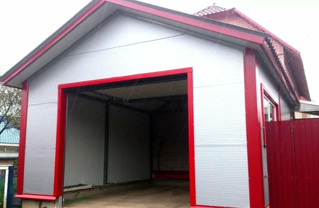 гаражное строительство