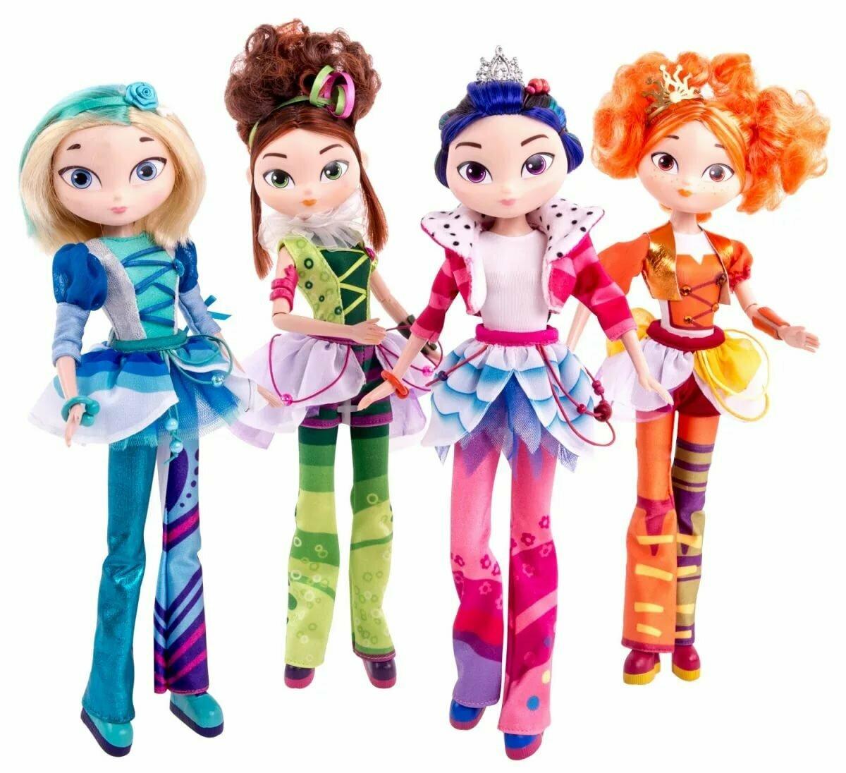 Куклы Сказочный патруль в Пятигорске