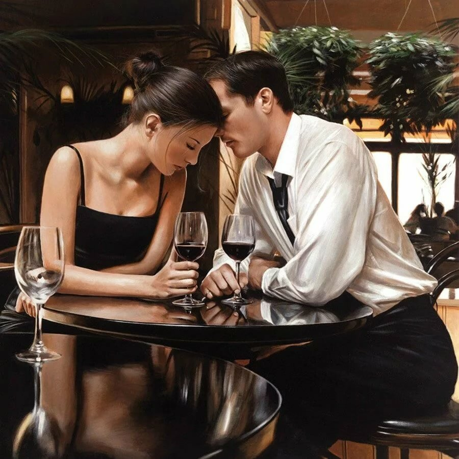 Объемная, картинки романтика прикол