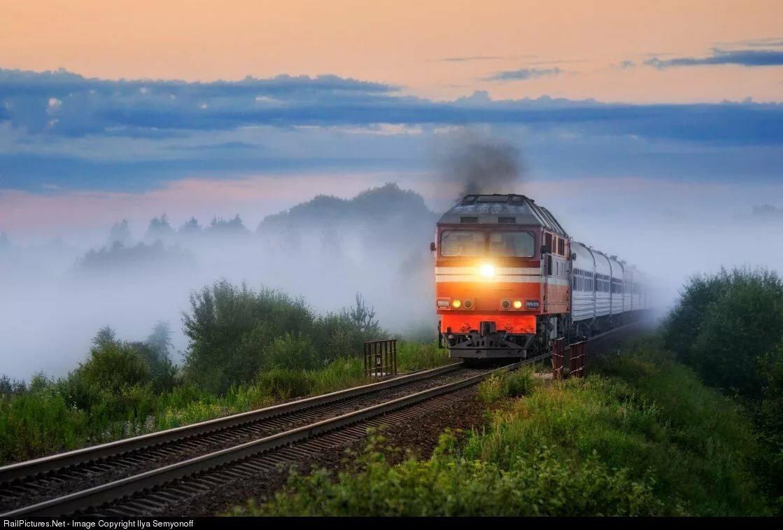 картинки в большом разрешении пассажирских поездов некоторых легендах