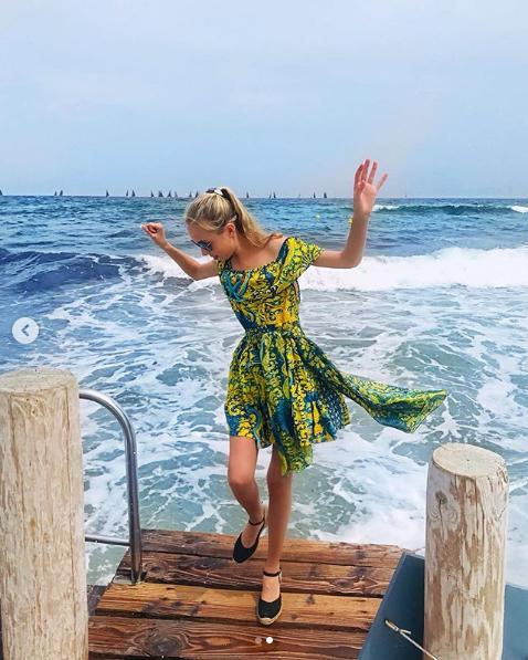 Screenshot 2019 06 13 Chiara de Bourbon в Instagram «Instagram vs Reality 😬Which picture is your favorite »