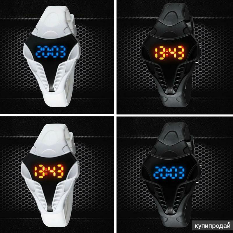 LED часы Iron Cobra в Белой Церкови
