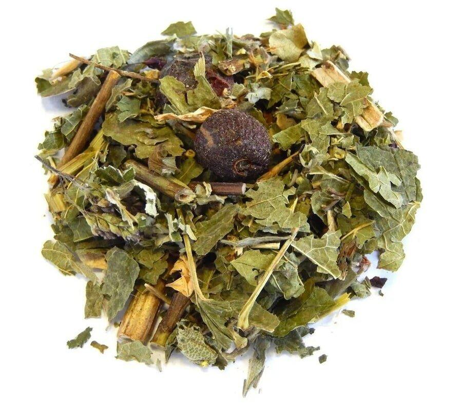 Монастырский чай в Мытищах