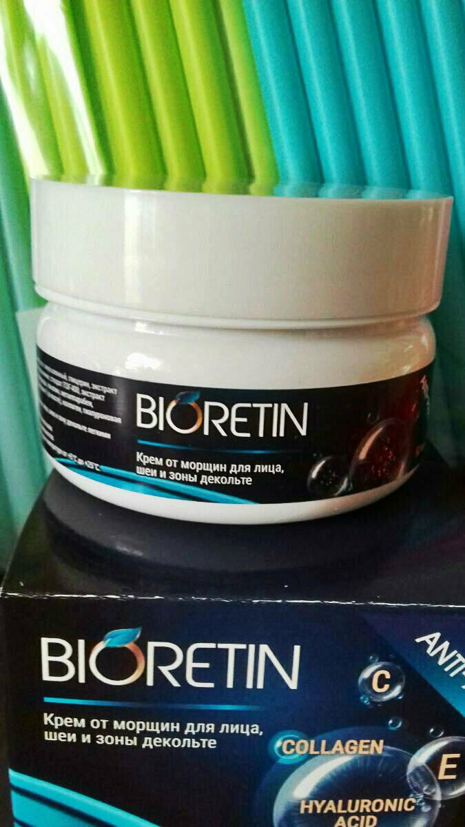 Bioretin - омолаживающий крем в Иркутске