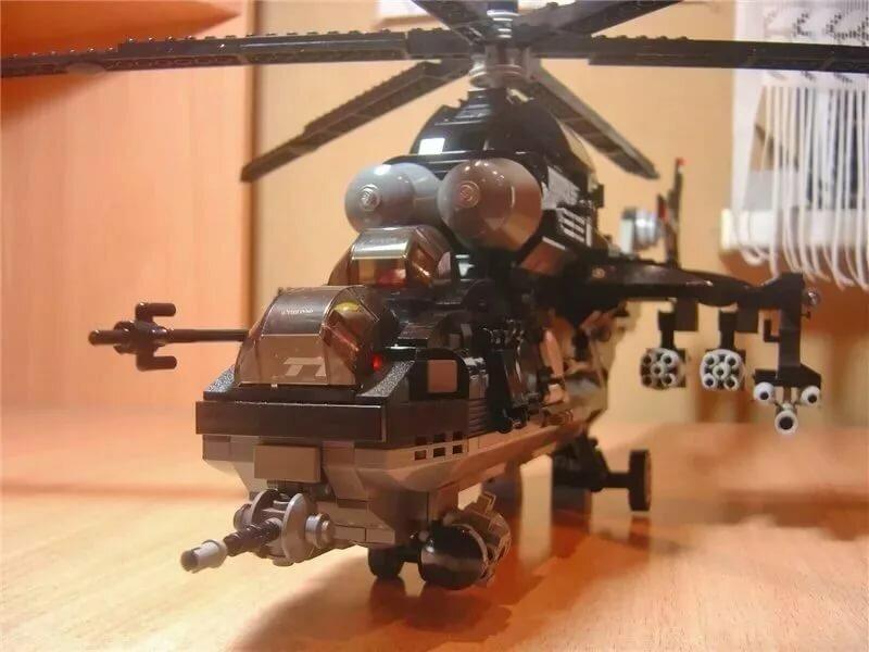 для фото военных вертолетов из лего моряков дизайнеры