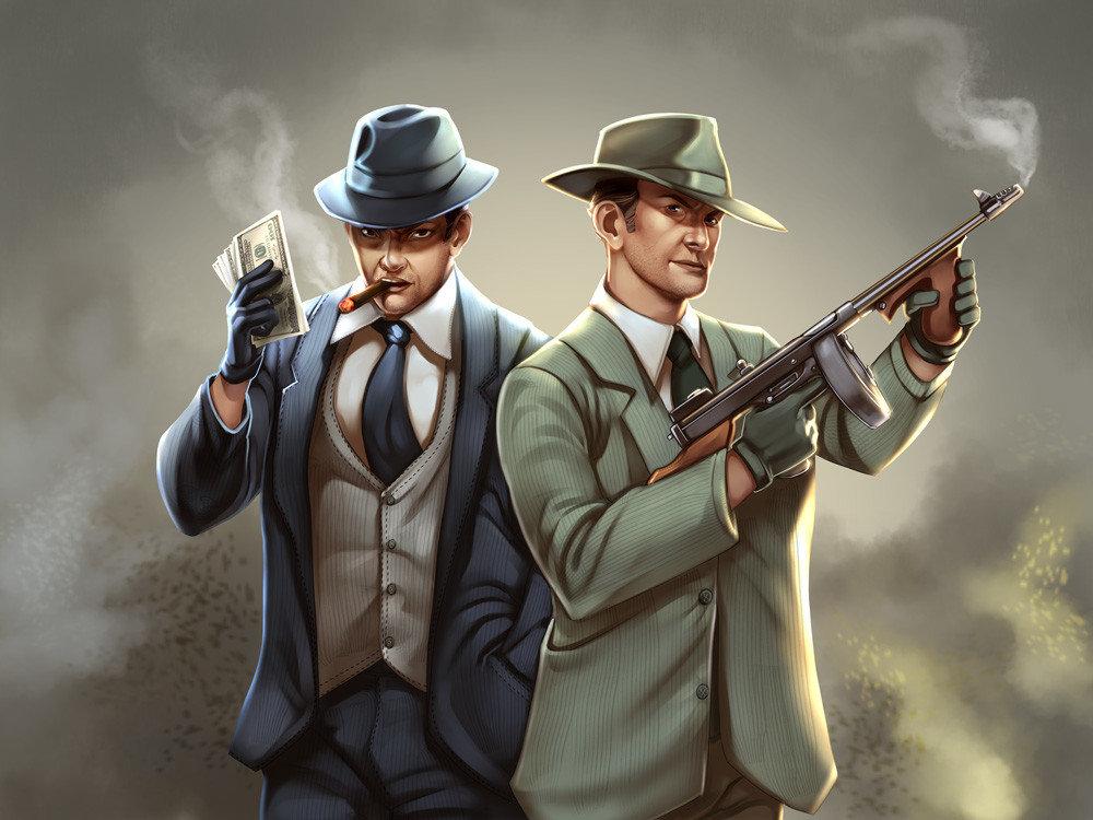 Картинки с гангстерами