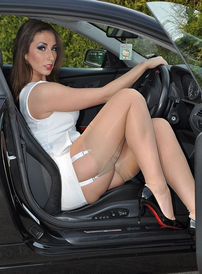 Fingered in car porn pics