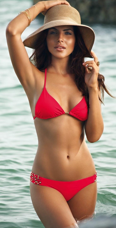 Girl next fine girls in bikini with condom