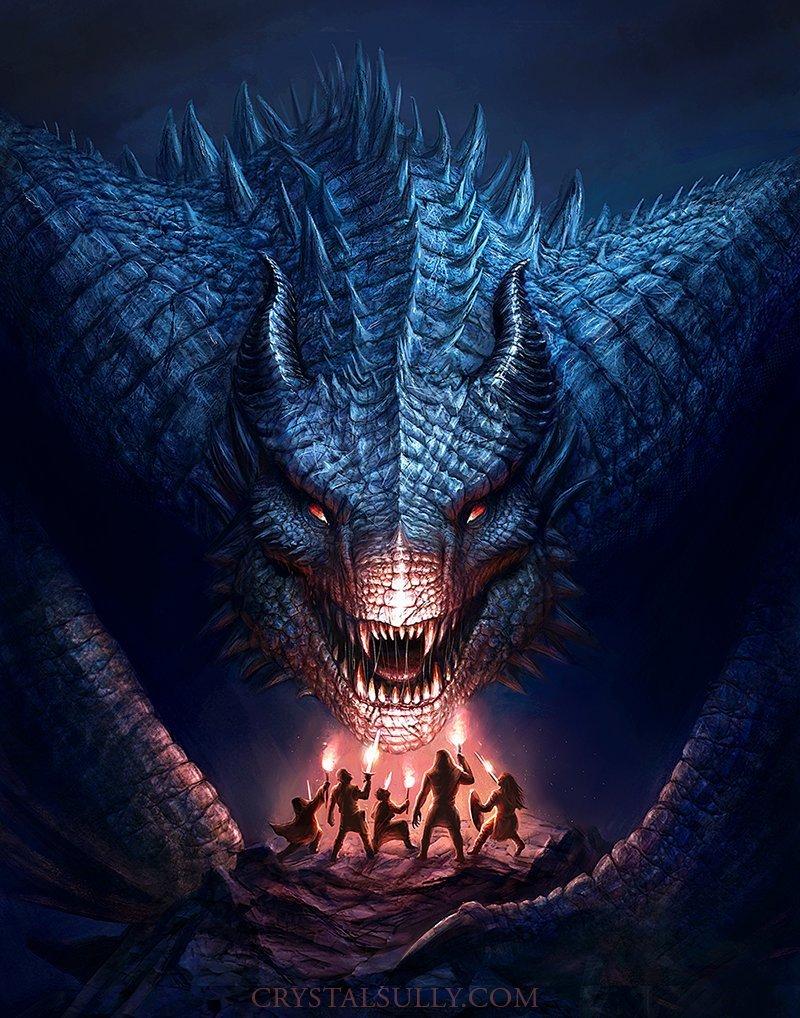 картинки красивых драконов для телефона этого человека