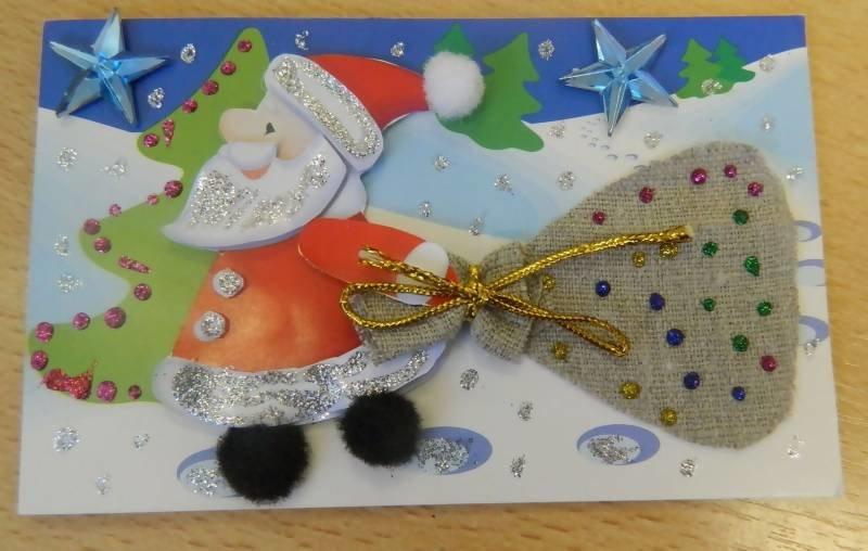 Сентября для, новогодние открытки поделка в садик