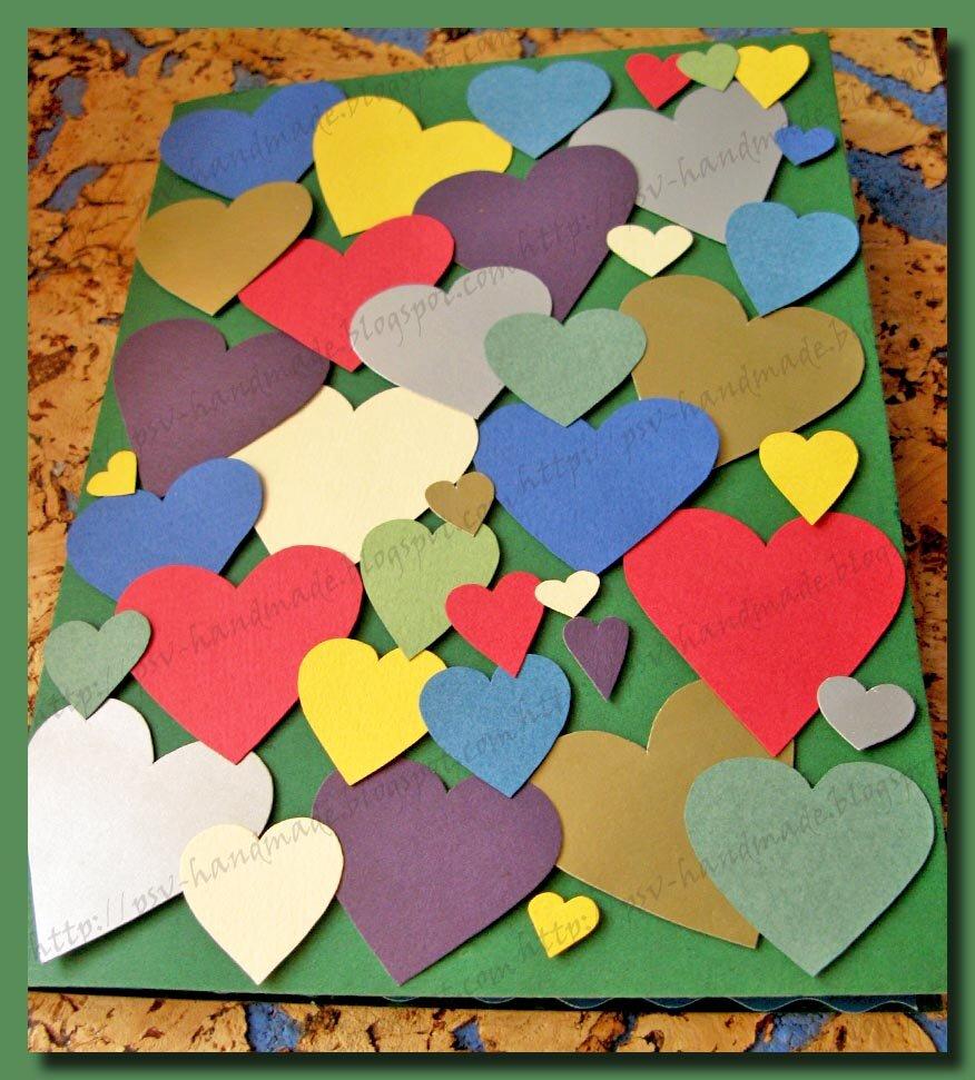 Приколы про, открытка с днем рождения своими руками из картона и цветной бумаги