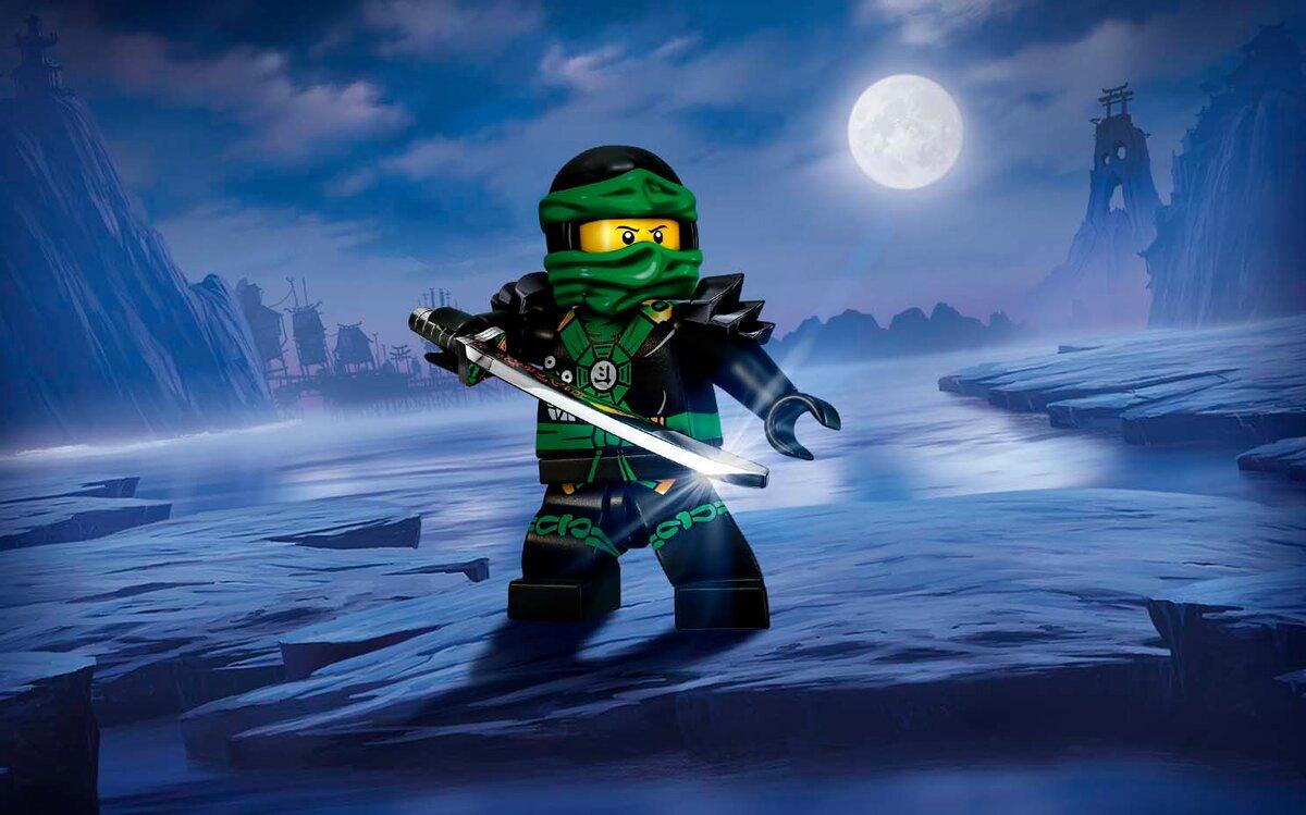 Лего ниндзя го кай и ллойд картинки