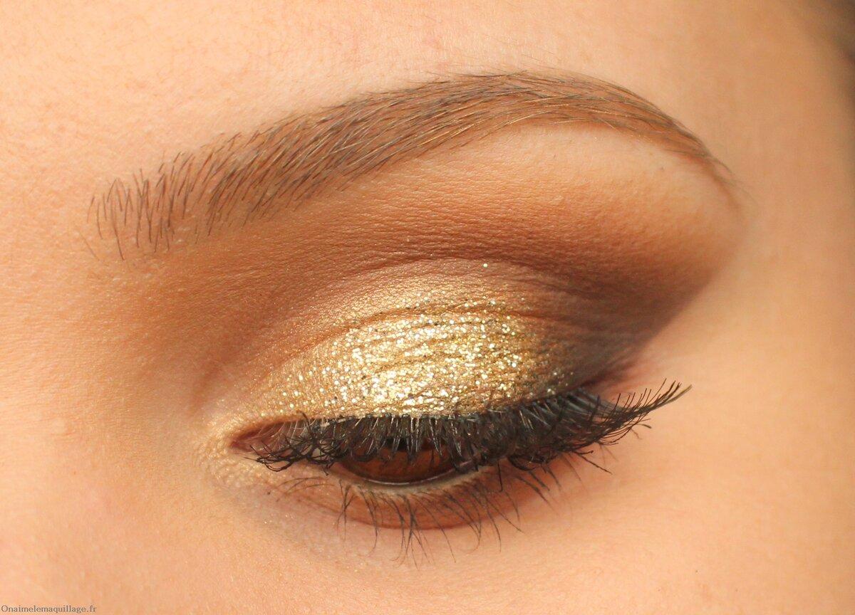 макияж в картинках коричневые тени вам