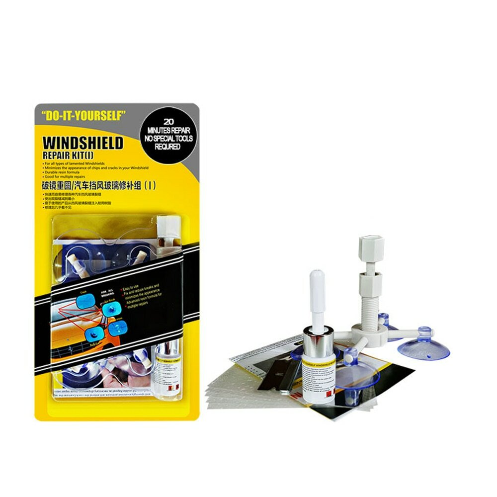 Набор для ремонта автостекол Windshield Repair Kit в Тобольске