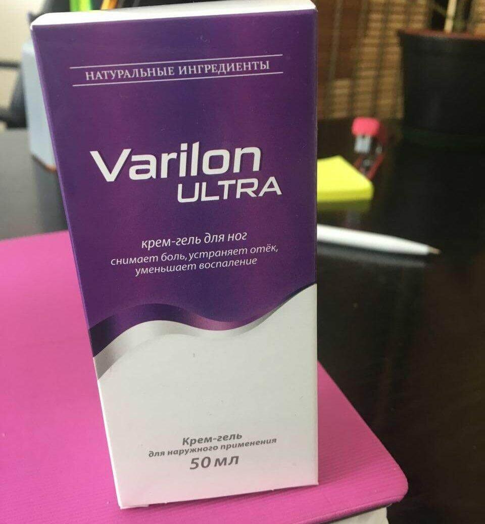 Варилон Ультра крем-гель от варикоза в Виннице