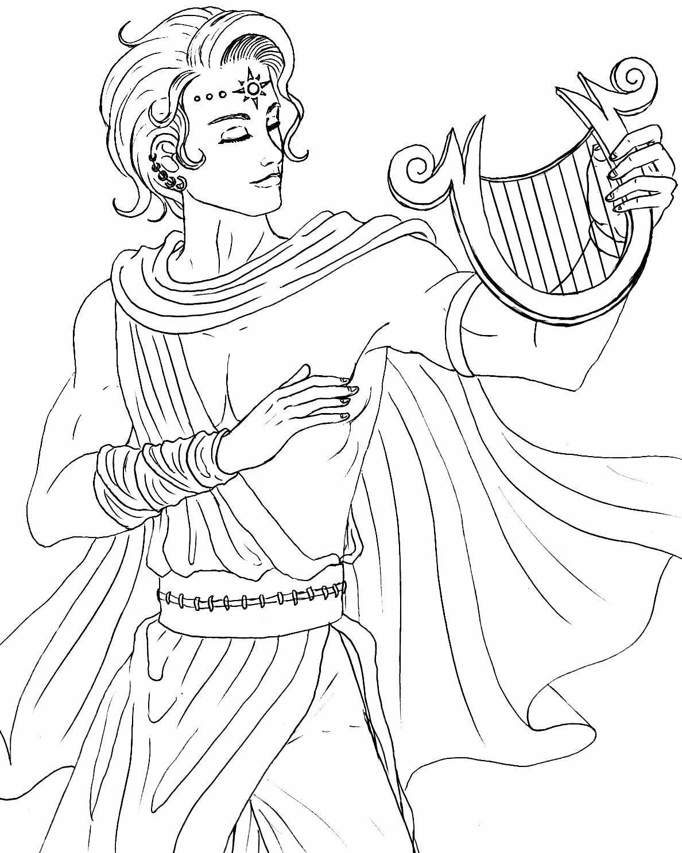 Римские боги картинки карандашом