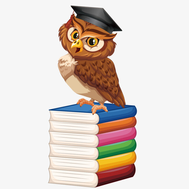 где картинка для презентации сова с книгой хотел успеть нового