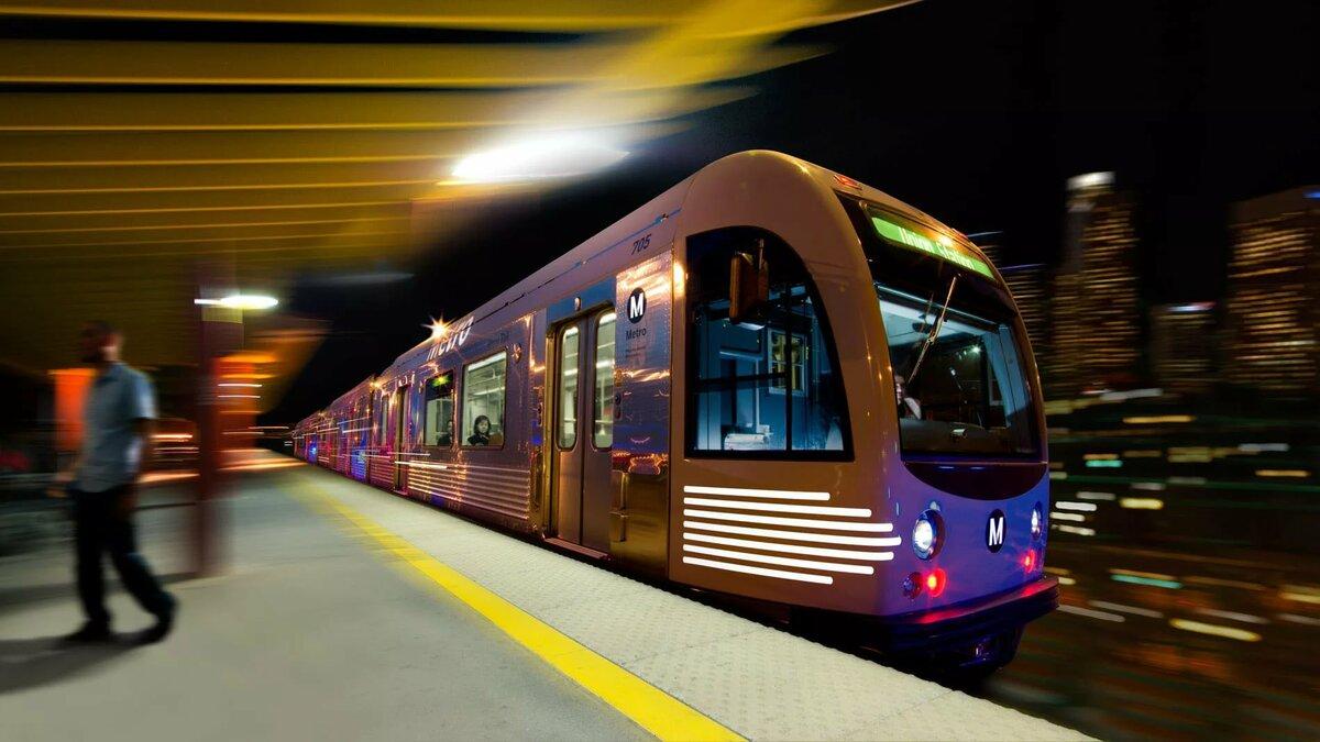 позволят фото метро лос анджелеса может быть