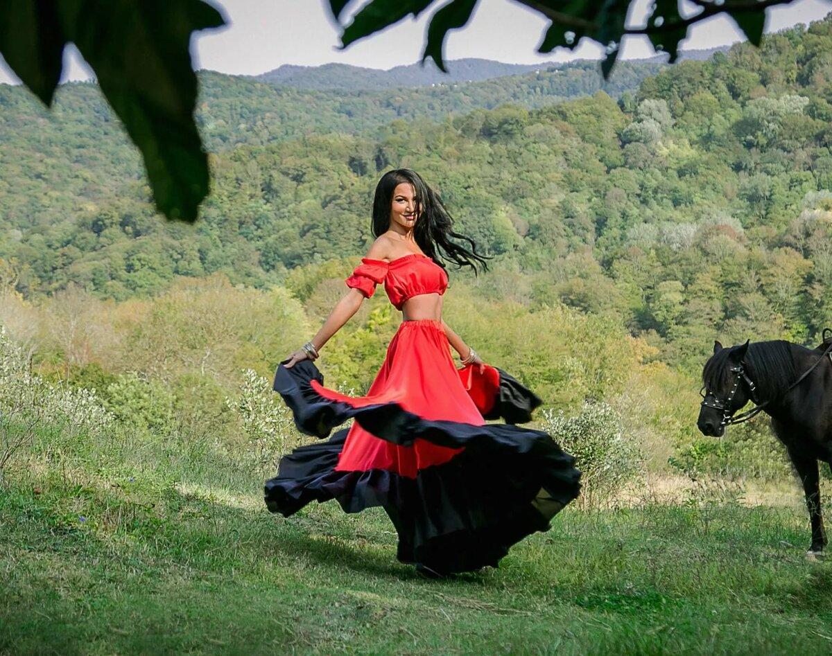Красивые картинки цыган