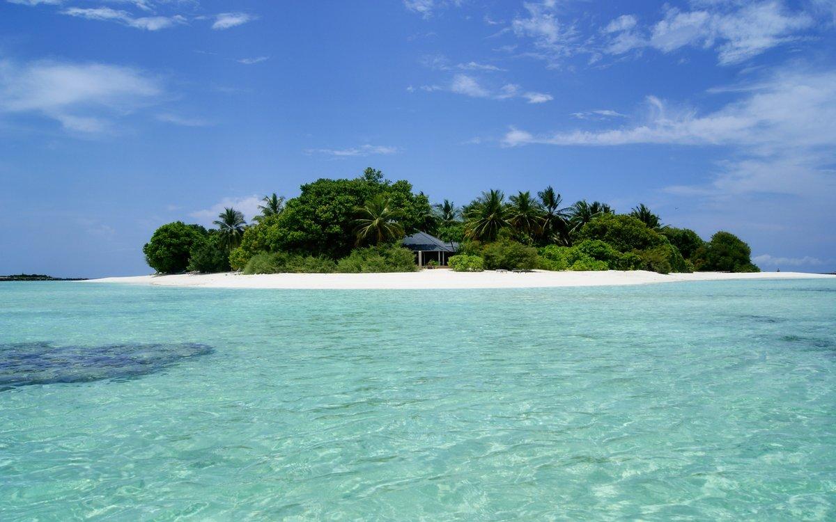 Мальдивы картинка обои, сделать
