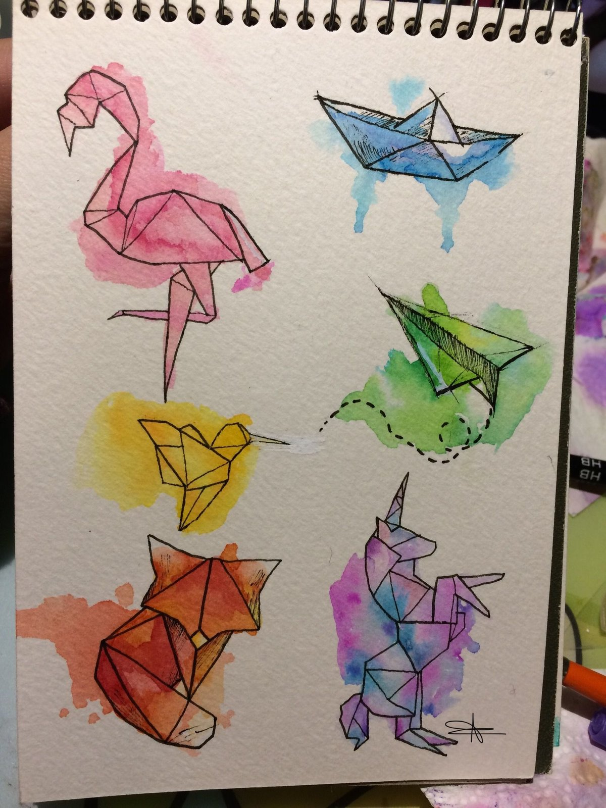 Прикольные идеи для рисунка для начинающих