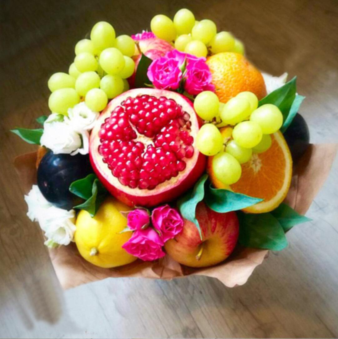 Картинки букетов из фруктов, смешные картинки видео