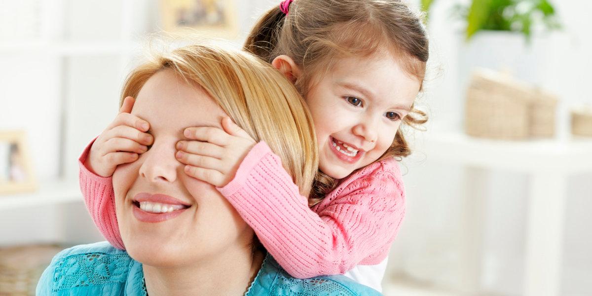 Картинки дети и мама, чистом