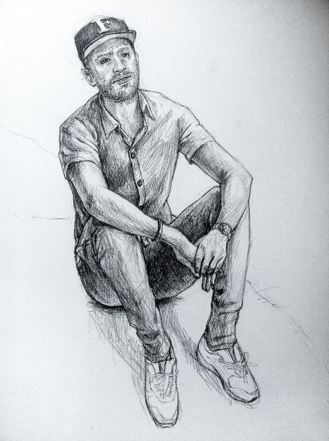 решил картинки рисунки сидящих людей диваны