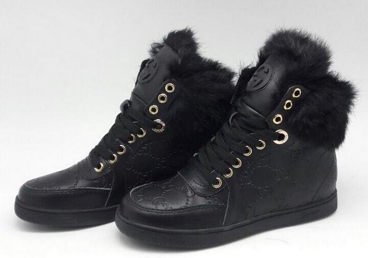 e56410830df9 Ботинки зимние Gucci женские. Женская обувь, , купить недорого, цены -  Клумба Купить