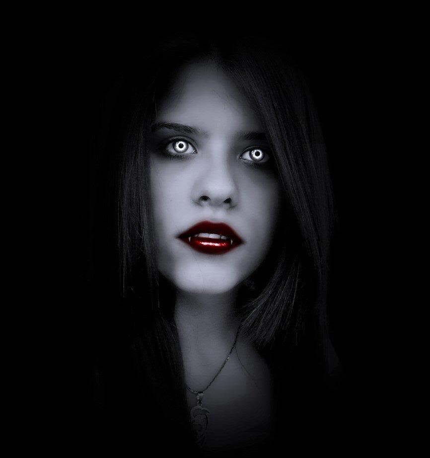 Вампирские картинки красивые