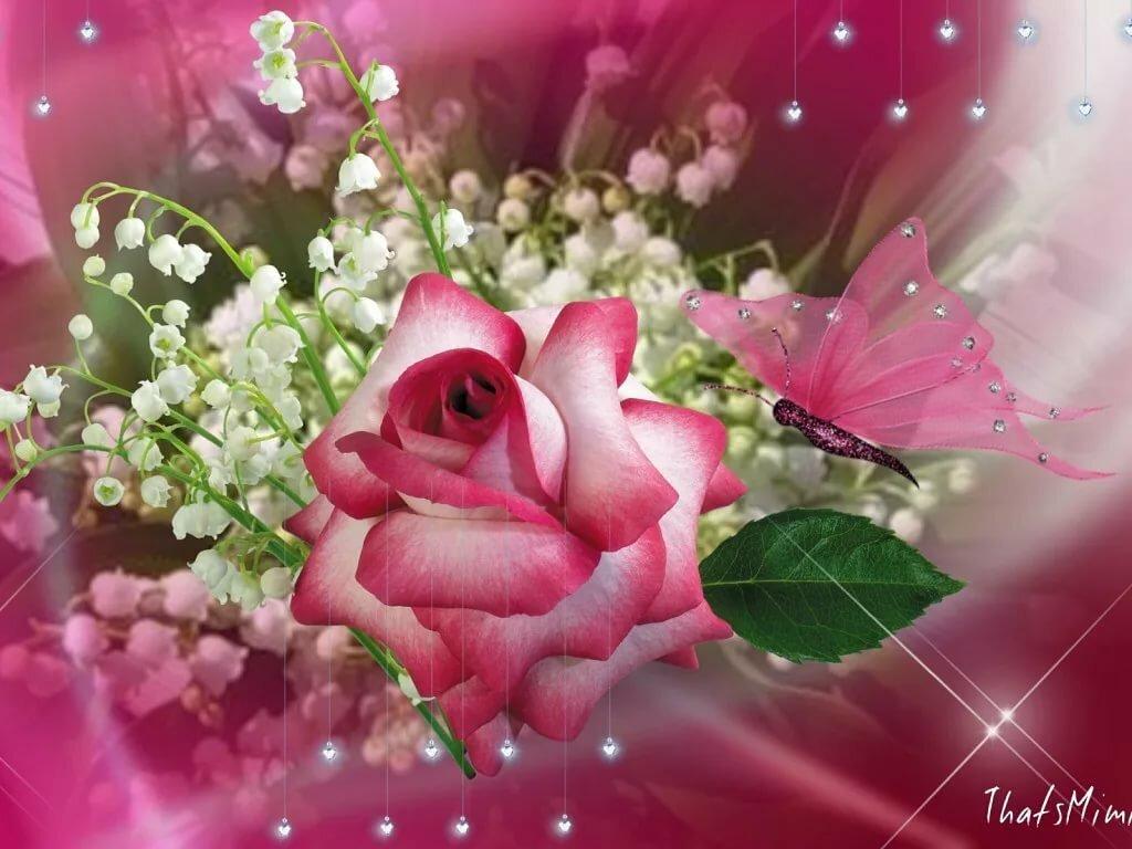 очень открытка цветы блестяшками спою сборка