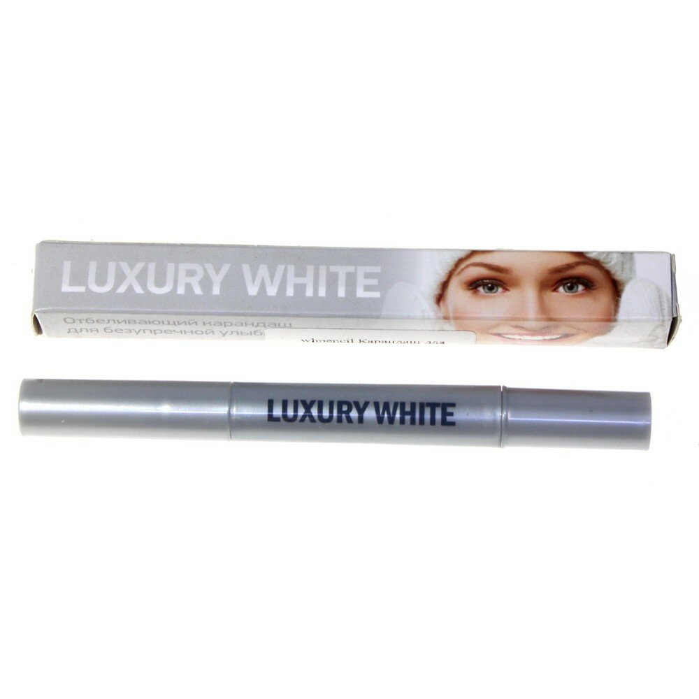 Отбеливающий карандаш Luxury White Pro в Звереве