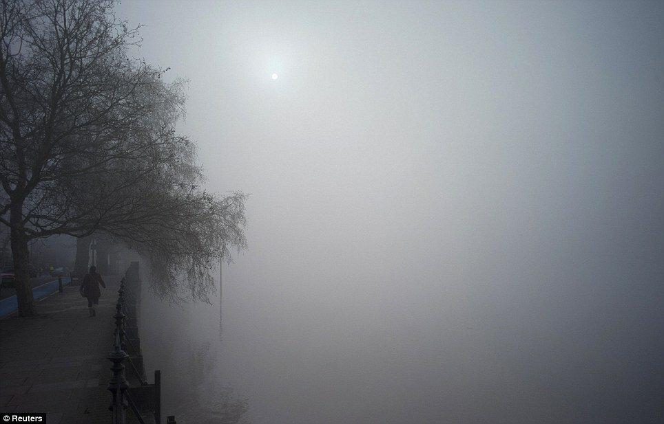 картинки на тему ночь и густой туман из-за смерти