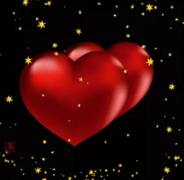 открытки сердечки любимому мужчине движущие атмосферу, когда