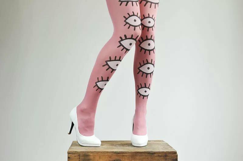 Прикольные рисунки на ногу, картинки февраля женщинам