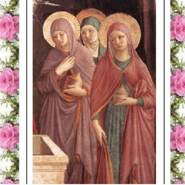 старинные открытки картины и фотографии в жен мираносиц свою